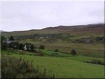 NG4162 : Grassy Slopes at Balnaknock by Hilmar Ilgenfritz