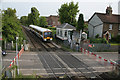 TQ7061 : Snodland level crossing by Alan Murray-Rust