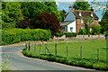 TQ5365 : Lullingstone Lane, Eynsford, Kent by Peter Trimming