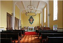 TQ3385 : St Paul's Church, Stoke Newington Road - East end by John Salmon