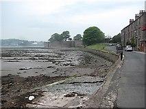 NU0052 : Pier Road, Berwick by Richard Webb