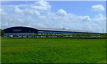 NS3528 : Prestwick International Aerospace Park by Thomas Nugent
