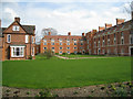 TL4458 : New student accommodation - Selwyn College by Given Up