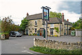 SP4815 : The Boat Inn, Thrupp by Andrew Hackney