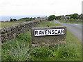 NZ9701 : Entering Ravenscar by Pauline E