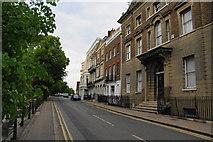 TQ1873 : Fine houses on Richmond Hill by Bill Boaden