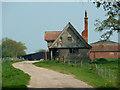 TF1864 : Moorside Farm Cottage by Richard Croft