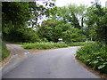 TM2956 : Wickham Market Road, Wickham Market by Adrian Cable