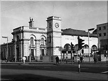 J3475 : York Road railway station by The Carlisle Kid