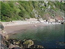 SX9364 : Redgate Beach, Torquay by Alex McGregor