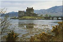 NG8825 : Eilean Donan castle by Nigel Brown