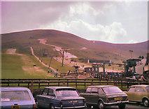 NT2466 : Hillend Ski Centre by David Dixon