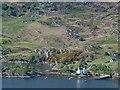 NG8635 : Strome, Loch Carron by Robin Drayton