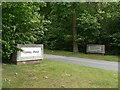 SP3059 : Oakley Wood Crematorium by Alan Murray-Rust