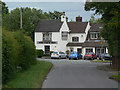 SP1694 : The Cock Inn, Over Green by Alan Murray-Rust