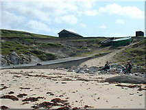 NA9812 : Huisinis north beach by Hazel Hambidge