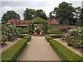 SU9747 : Walled Garden - Loseley Park by Paul Gillett