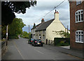 SP1798 : Church Lane, Middleton by Alan Murray-Rust