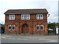 SK2001 : Fazeley Town Hall by Alan Murray-Rust