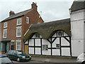 SK3825 : Dwellings on Potter Street by Alan Murray-Rust