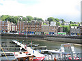 NS0864 : Inner Harbour Rothesay by John Firth