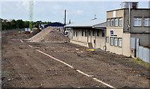 J3271 : New train maintenance depot, Belfast (2) by Albert Bridge