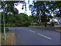 TM2445 : Hilton Road, Martlesham by Geographer
