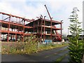 SK7518 : MBC office block from car park on 22 November 2010 by Andrew Tatlow