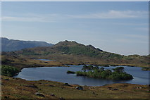 NM6995 : Loch an Nostarie by Leslie Barrie