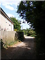 TM2546 : Three Stiles Lane Bridleway to Newbourne Road by Geographer