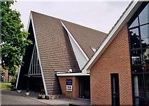 SU4321 : Chandlers Ford Methodist Church by Michael FORD