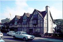 SP2055 : Stratford-upon-Avon - 1987 by Helmut Zozmann