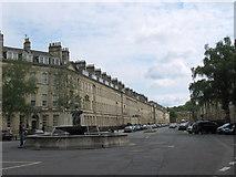 ST7565 : Great Pulteney Street -  Bath by Roy Hughes