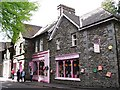 NY3307 : A pretty pink shop by Rose and Trev Clough