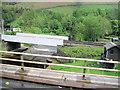 NY6001 : Railway bridge over Borrow Beck at Borrowbridge by John Firth