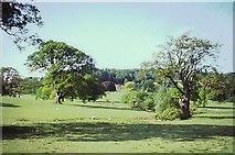 SO3671 : Brampton Bryan Park by Richard Webb