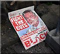 J5082 : Election poster, Bangor by Rossographer