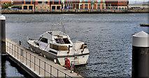 J3475 : Belfast Harbour marina (5) by Albert Bridge