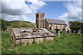 NT9130 : The Church of St Gregory the Great, Kirknewton by Walter Baxter