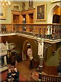 ST5071 : Central hall, Tyntesfield House by Derek Harper