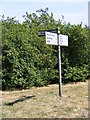 TM3754 : Tunstall Common Roadsign by Adrian Cable