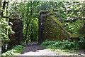 NN8521 : Dismantled Bridge by Martin Addison