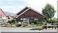 TQ3063 : St Paul, Mollison Drive, Roundshaw Estate by John Salmon