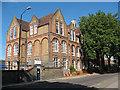 TQ3478 : Southwark Park School by Stephen Craven