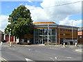SK6141 : Carlton Fire Station by Alan Murray-Rust