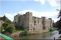 SK7954 : Newark Castle by Julian P Guffogg