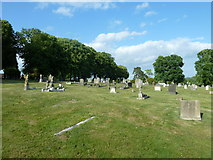 SU5707 : Wickham Road Cemetery (13) by Basher Eyre