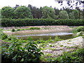 TM3050 : Reservoir next to the A1152 Orford Road by Adrian Cable