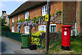 SP8027 : Row of Cottages, Swanbourne by Cameraman