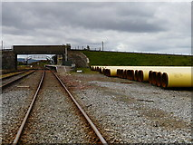 ND1559 : Georgemas Junction station by sylvia duckworth